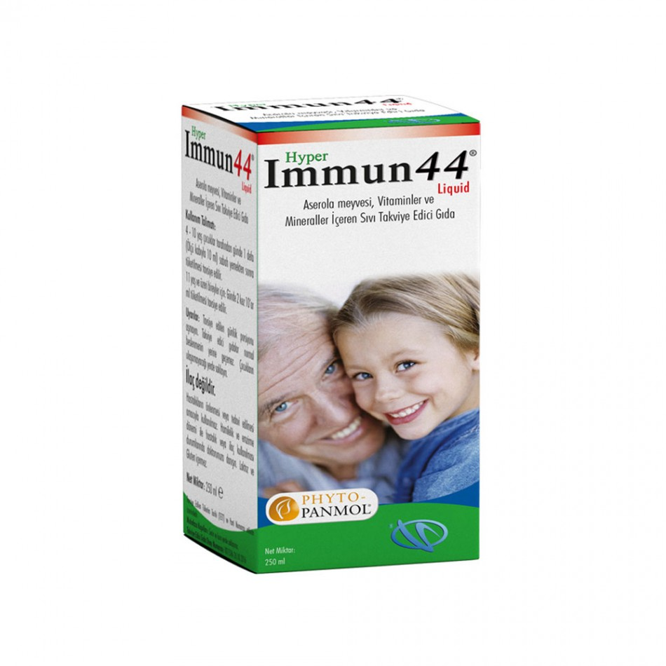 HYPER IMMUN44® LIQUID: (150 ml)